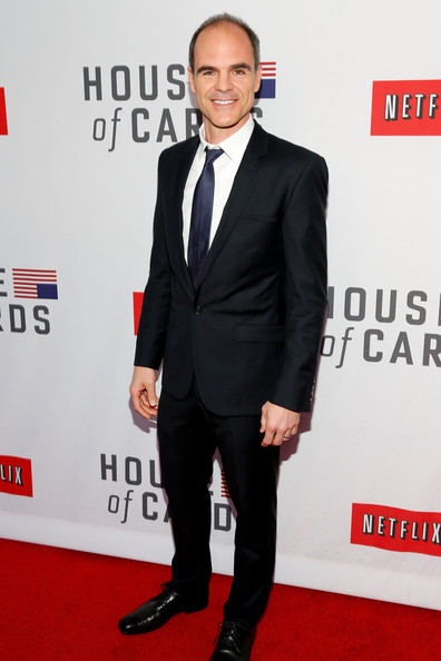 Michael Kelly Pictures Arrivals At The House Of Cards