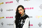 Singer Charli XCX attends NYLON Magazine's IT Girl Party at Gilded Lily on October 6, 2014 in New York City.