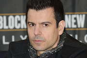 Jordan Knight of New Kids On The Block attends the New Kids On The Block Press Conference at Madison Square Garden on January 20, 2015 in New York City.