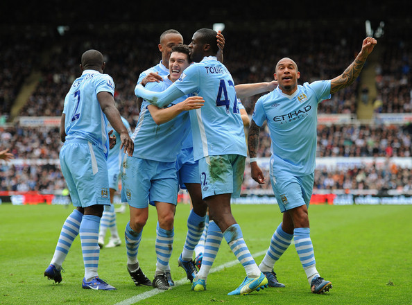 Manchester City on the verge