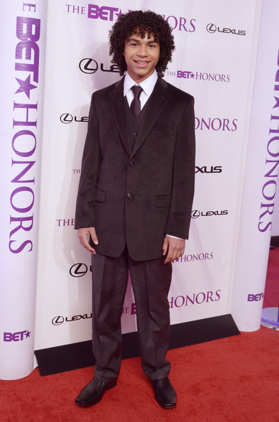 Noah Gray-Cabey Noah Gray-Cabey poses for photographers on the red carpet during the 4th annual BET Honors at the Warner Theatre on January 15, 2011 in Washington, DC.