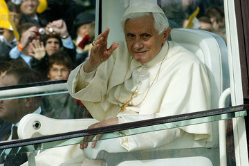 Pope Benedict XVI His Holiness Pope Benedict XVI Pays A State Visit To The UK - Day 4