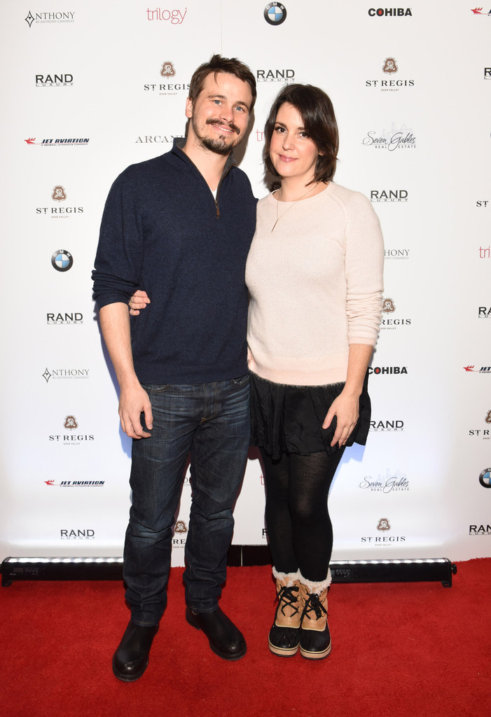 Jason Ritter. Melanie Lynskey - Melanie Lynskey Photos - Rand Luxury Hosts Cocktail Reception For the Films and Filmmakers of Sundance At The St ...