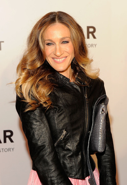 Sarah Jessica Parker Sarah Jessica Parker attends the amfAR New York Gala To Kick Off Fall 2012 Fashion Week at Cipriani Wall Street on February 8, 2012 in New York City.