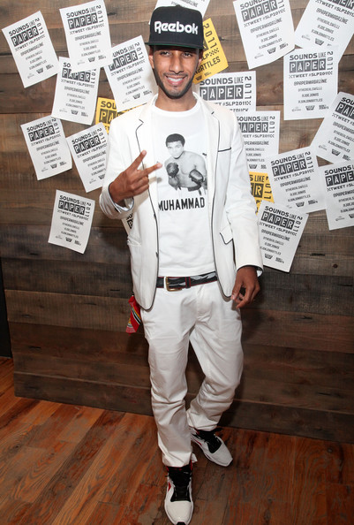 Swizz Beatz Swizz Beatz attends the 2011 Sounds Like PAPER Concert at The House of Vans on July 6, 2011 in New York City.