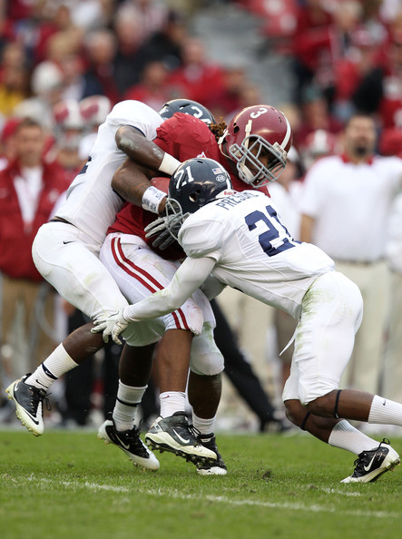 Trent Richardson and Hudson Presume Photos Photos - Zimbio