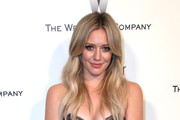 Actress/ singer Hilary Duff attends The Weinstein Company & Netflix's 2015 Golden Globes After Party presented by FIJI Water, Lexus, Laura Mercier and Marie Claire at The Beverly Hilton Hotel on January 11, 2015 in Beverly Hills, California.
