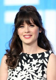 zooey deschanel - 2013