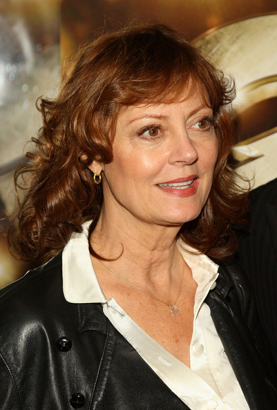 The 32nd Sexiest Woman Over 50 Susan Sarandon  The 50
