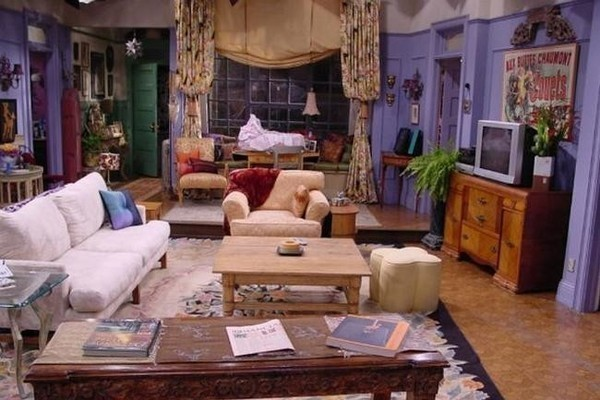 Can You Match The Iconic Living Room To The Tv Show Trivia Quiz Zimbio