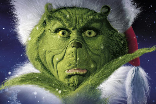Jim Carrey, 'The Grinch'