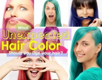 What Unexpected Color Should You Dye Your Hair? - Quiz ...