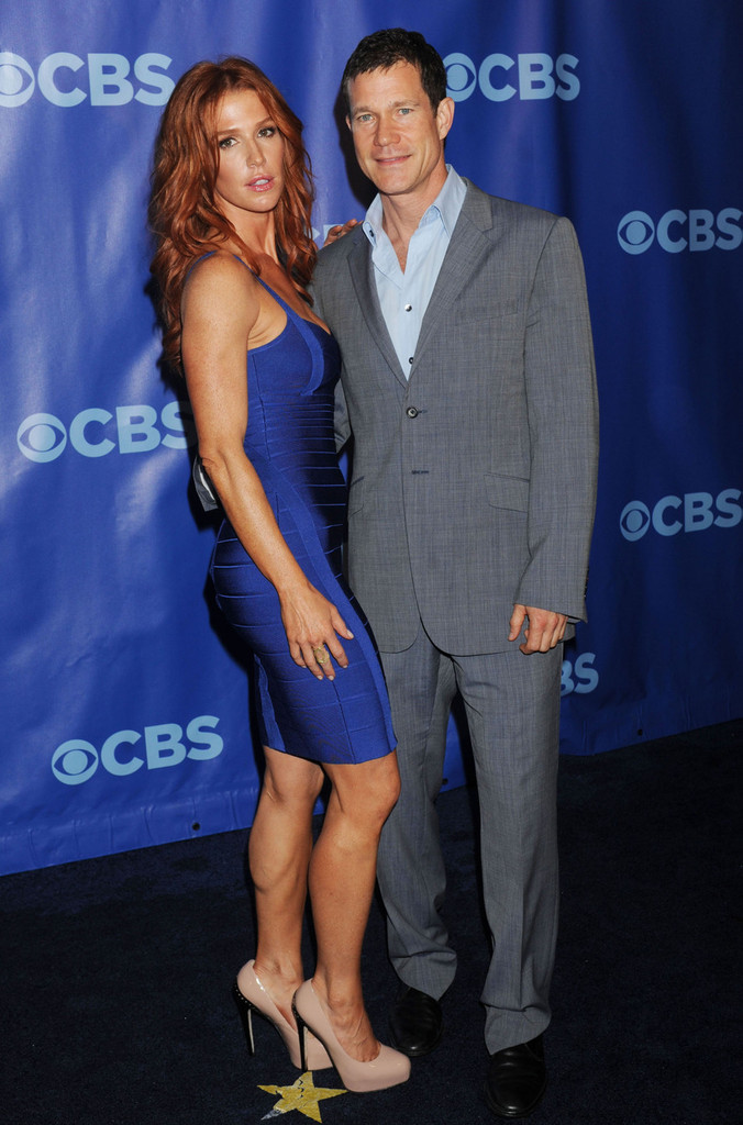 Poppy Montgomery Photos  The 2011 CBS Upfront at Lincoln