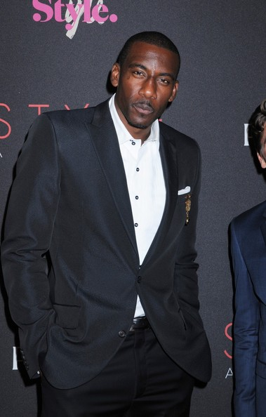 Amare Stoudemire - Amare Stoudemire Photos - Celebs at the Style Awards in NYC - Zimbio