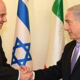 """""""Dodici accordi"""", contro la Palestina"""