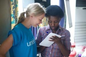 (c) Mark Darrough / Girl Hub Rwanda.