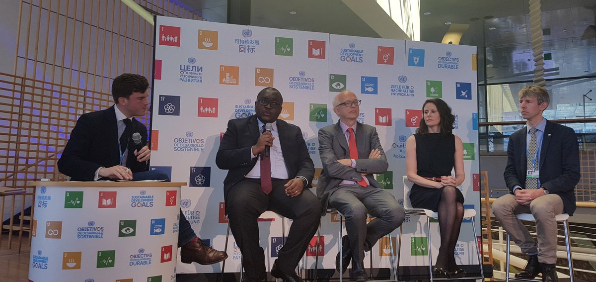 Linking Climate Action to the SDGs key to achieving the 2030 Agenda and the Paris Agreement