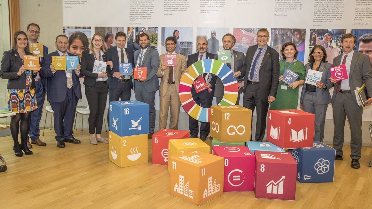 SDGs at the European Investment Bank