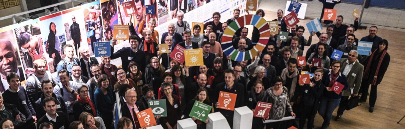 Multi-sector partnerships and concrete actions are needed to achieve the SDGs