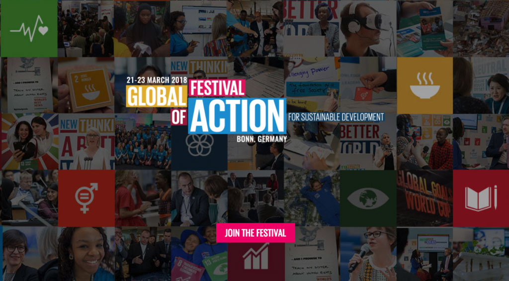 21 – 23 March: Global Festival of Action – Register now!