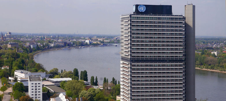 Shaping a sustainable future with the UN in Bonn