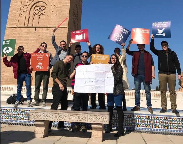 Youth SDG Action Morocco