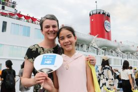 Peace Boat and the UN SDG Action Campaign will take the SDGs around the world4