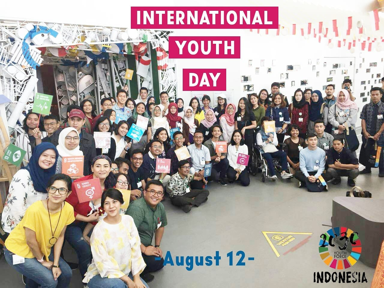 The Power Of Youth in Indonesia to  Challenge Harmful Narratives