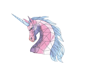 illustrator poly low portraits shapes own shape polygons creating something should sketch step screen limits number