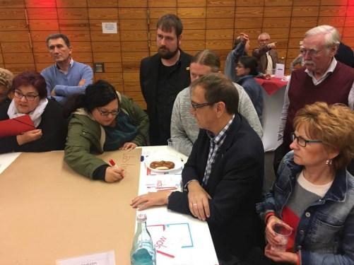 Ideensammlung SPD Waltrop
