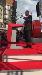 Martin Schulz in gelsenkirchen 2