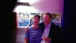 Wahlparty Frank Schwabe