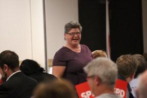 Mitgliederversammlung SPD Waltrop Regina Spiegelbauer