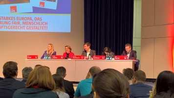 Europadelegiertenkonferenz Präsidium NRWSPD-min
