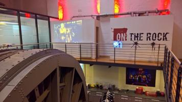 Neujahrsempfang SPD Waltrop 2019 Fördermaschine on the rock-min