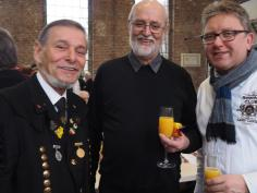 Neujahrsempfang SPD Waltrop 2019 Hagen Frank-min