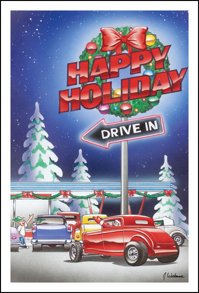 Holiday Auto Art