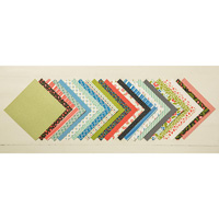 Jolie Pétales Designer Series pile de papier par Stampin 'Up!