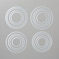 141705 Big Shot Framelits Layering Circles