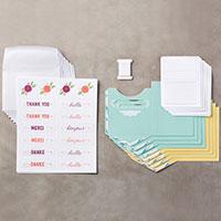 Pretty Pocket Card Kit