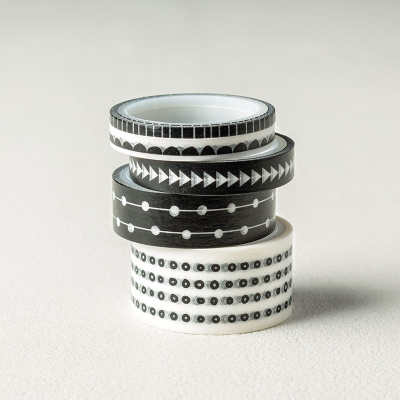 "144166: Washi-Tape ""Muster & Motive"" Image"
