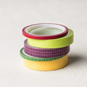 Tutti-frutti Washi Tape