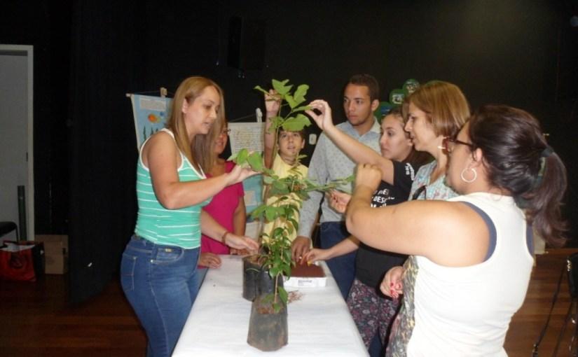 PROJETO APRENDIZES DA SUSTENTABILIDADE COMEÇOU DIA 24, NO CEU DAS ARTES