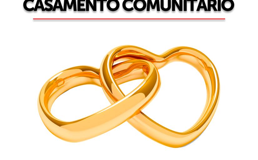 FUSSTAT  JÁ RECEBE INSCRIÇÕES PARA O CASAMENTO COMUNITÁRIO 2020
