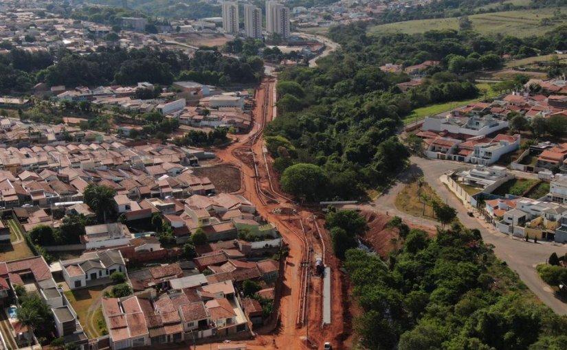 NOVO TRECHO DA MARGINAL DO MANDUCA DEVE  ESTAR CONCLUÍDO ATÉ O FIM DO ANO