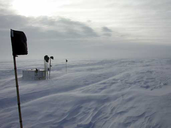 USITASE US International Trans Antarctic Scientific