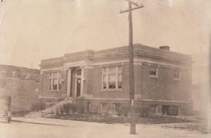 historical photo of WPL