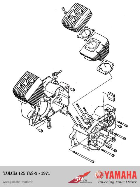 Schema Electrique Yamaha Dt 50