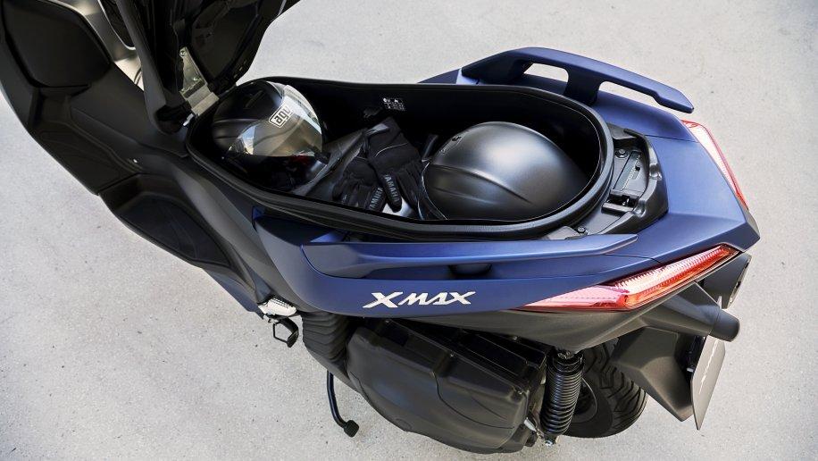Yamaha X-MAX 400 2018 Phantom Blue