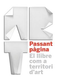 Portada del catálogo de Passant Pàgina, que puede descargarse en internet en las siguientes direcciones: